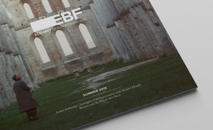 Eckhart Berlin Filmarchiv Print Design