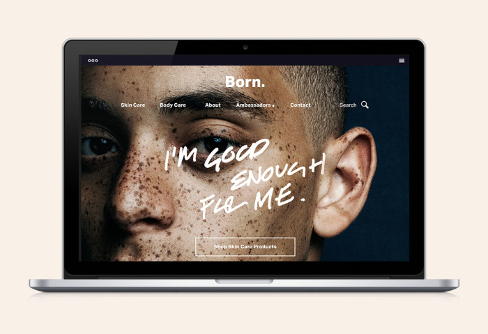 Born.
