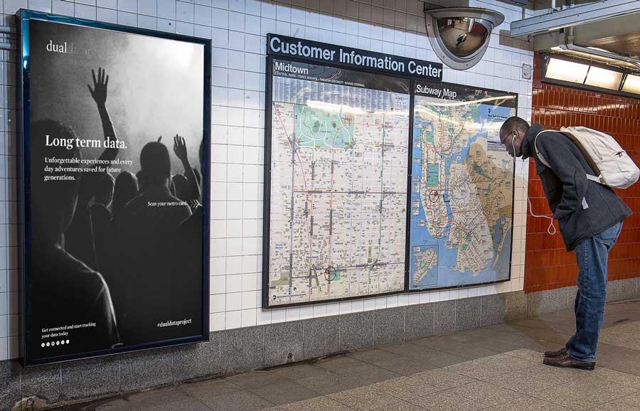 Dual NYC Metro Mockup